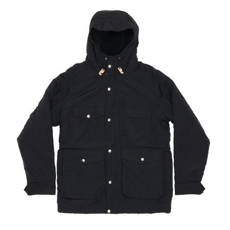 Battenwear Northfield Parka - Black