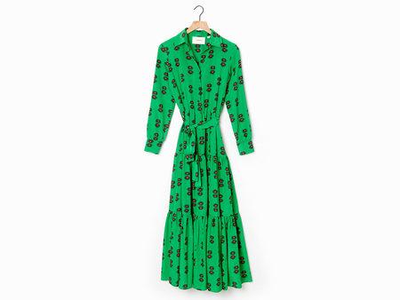 La Double J Bellini Dress - Margherita Verde