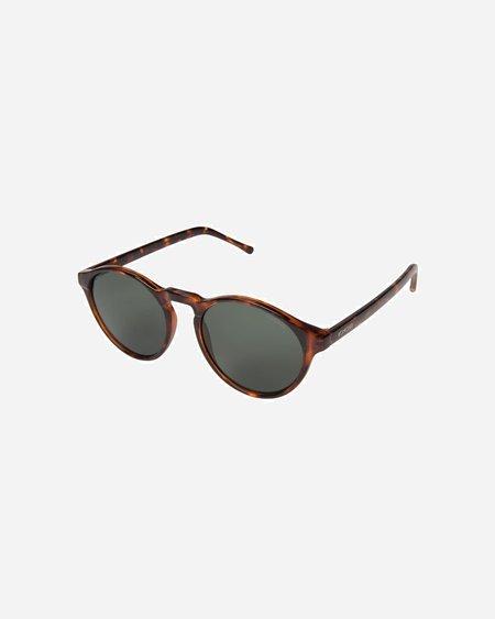 UNISEX KOMONO Devon Sunglasses - Tortoise