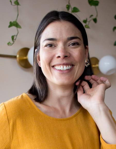 Anne Dahl Resonance Earrings - Sterling Silver