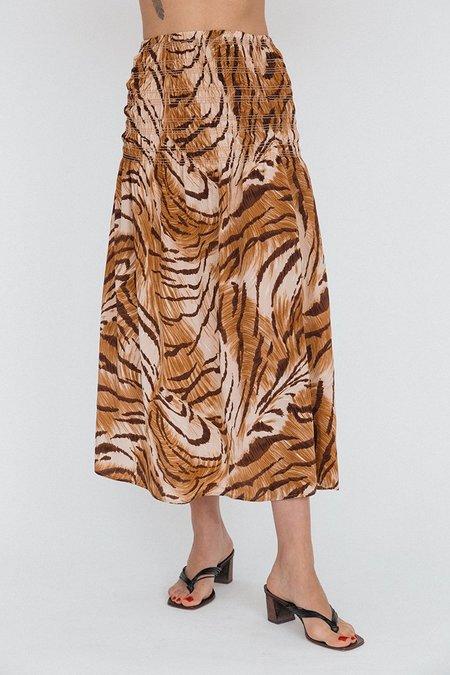 ciao lucia Clio Skirt - Tiger