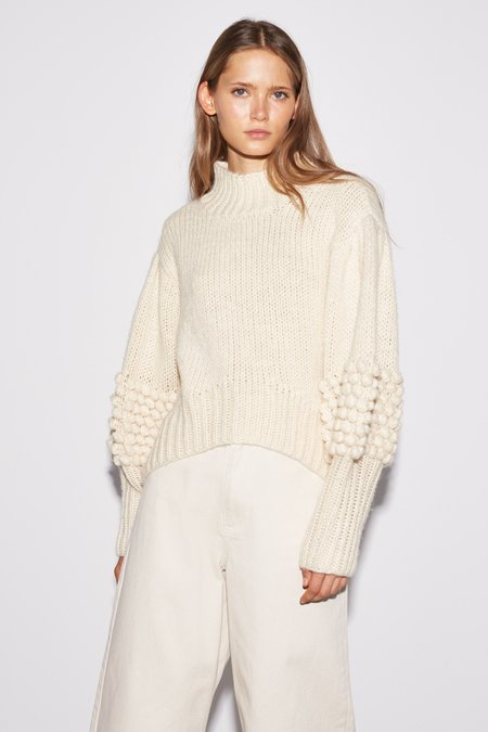Cameo Hold Tight Knit - Chalk