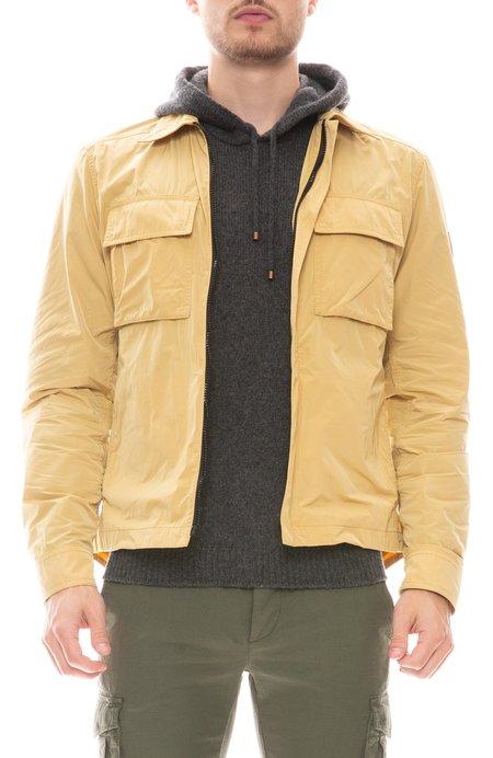 Belstaff Ollerton Pocket Shirt Jacket - Cadmium Yellow