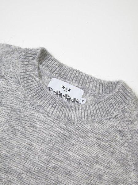 Wax London Alp Knitted Jumper - Grey