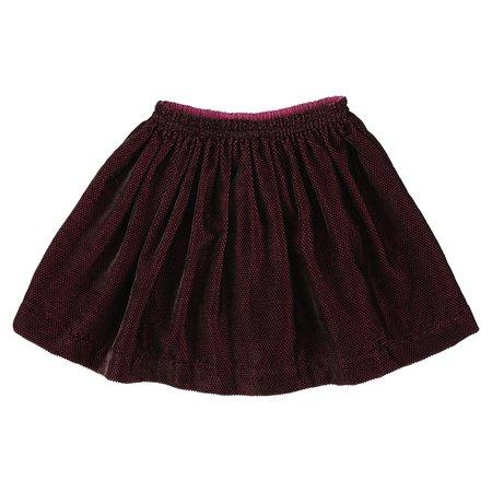 Kids Simple Kids Polis Dobby Skirt - Berry