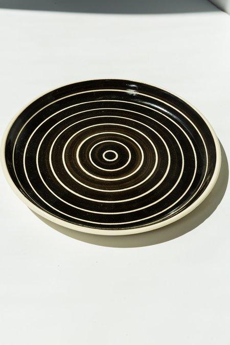 GABO MARTINI Bullseye Plate