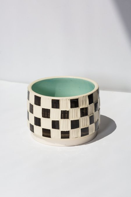 GABO MARTINI Checkered Cup