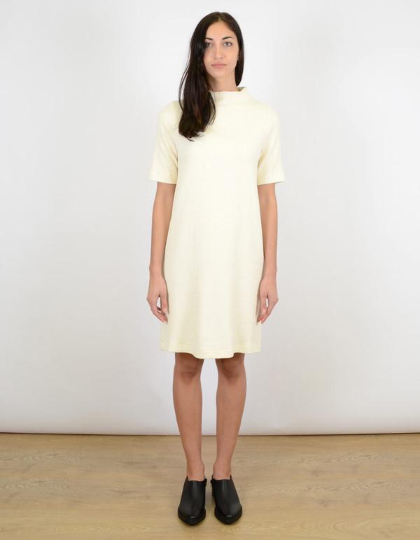 3933ec1e Ganni Thompson Dress Vanilla Ice | Garmentory
