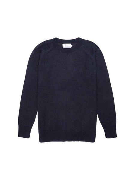 Wax London Alp Knitted Jumper - Navy