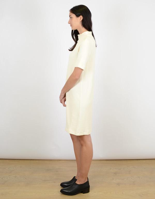 34c33d72 Ganni Thompson Dress Vanilla Ice. sold out. Ganni