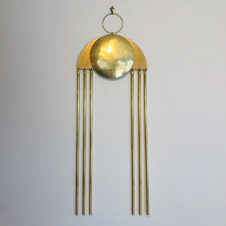 Electric Sun Creatives Sol Wall Hanging - Brass