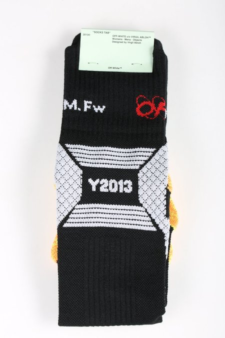 Off White Industrial Ankle Socks