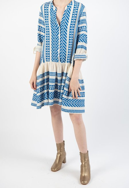 Devotion Delos Dress - Blue