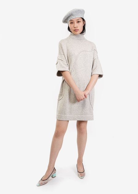 KORDAL Marlow Dress - Grey