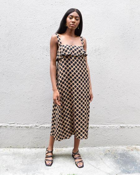 Rachel Pally Branwen Dress - Polka Dot