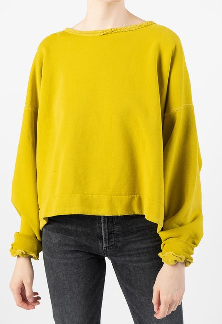 Rachel Comey Mingle Sweatshirt - Pea