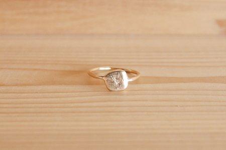 Rachel Gunnard Moon Rock Ring - 14k Gold