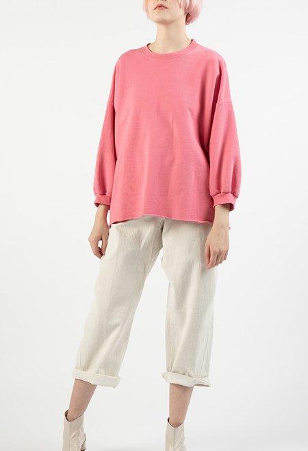 Rachel Comey Fond Sweatshirt - Bubblegum Pink