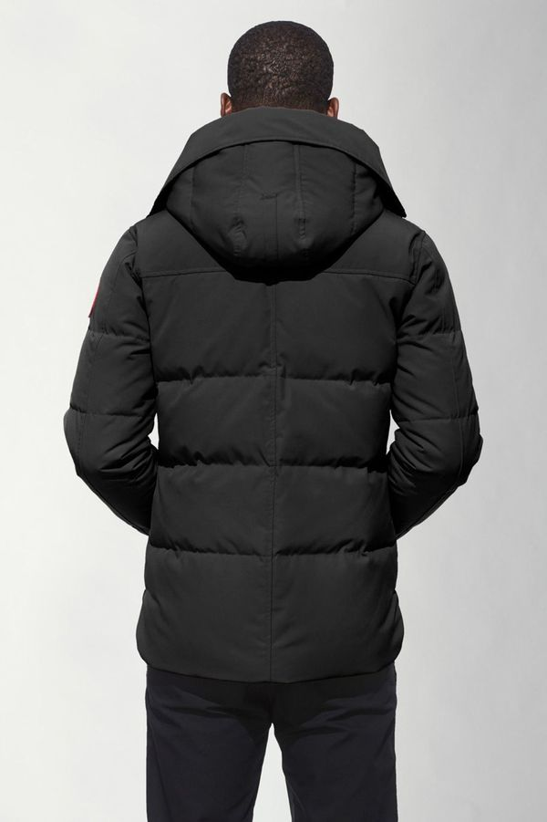 Canada Goose Macmillan Parka - Black