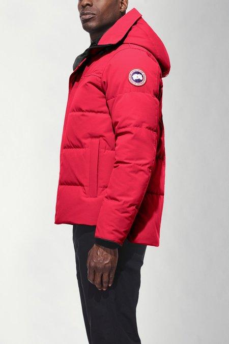 Canada Goose Macmillan Parka - Red