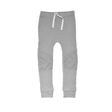 Kids Unisex Nico Nico Cypress Thermal Legging - Grey