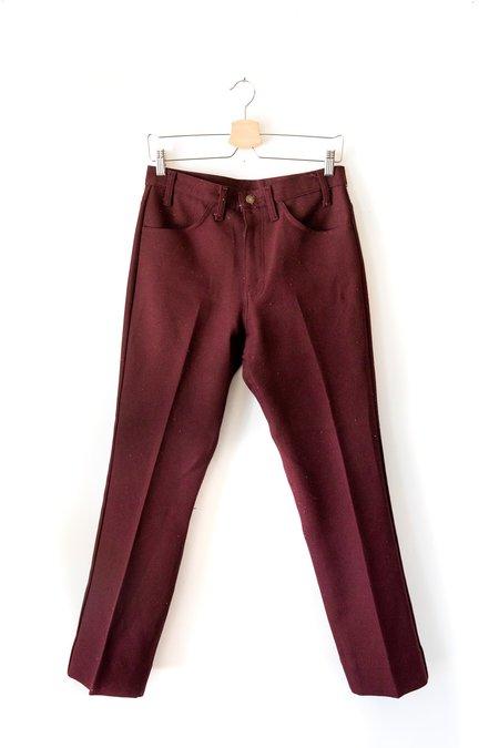 Prism Boutique Vintage Levi's Pant 1 - Maroon