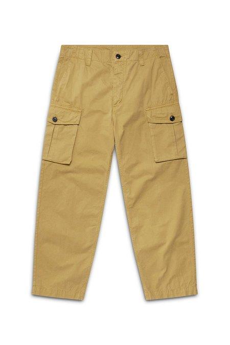 ALBAM Loose Fitting Combat Trouser - Dijon
