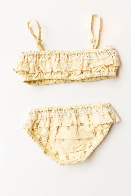Kids Moon Paris Bikini - Yellow