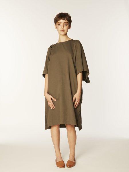 Ilana Kohn Iona dress - Peat