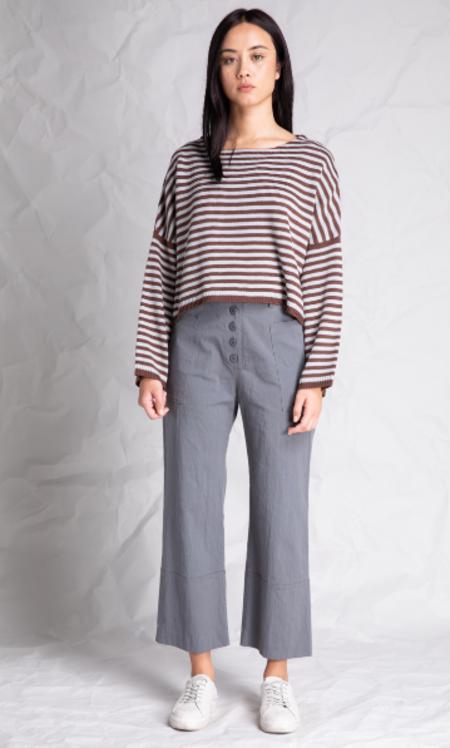 Grade & Gather Striped Sweater