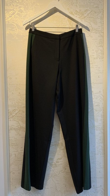Chinti and Parker Wide Leg Colorblock Trouser
