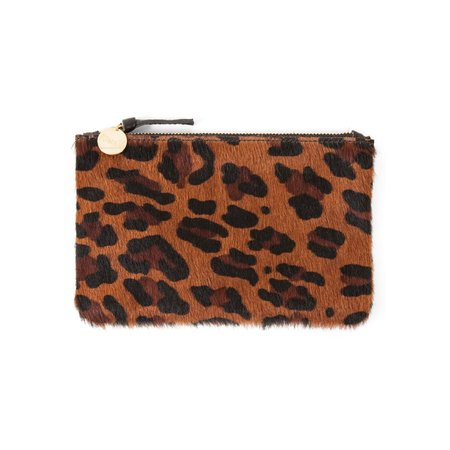 Clare V. Wallet Clutch - Pablo Cat Hair On