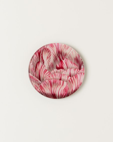 "John Derian 4"" Round Double Tulip"