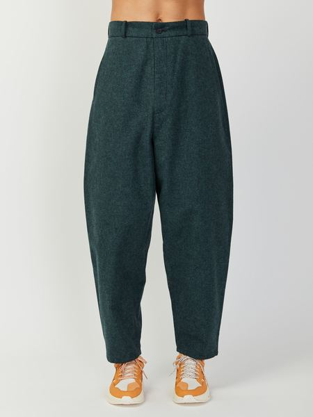 House of the Very Islands Entrepreneur Pant - Teal Melange