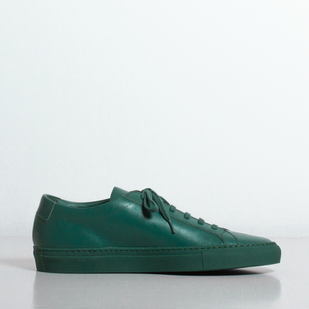 Common Projects Achilles Low - Green