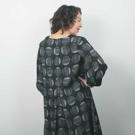 Jennifer Glasgow Durga Dress - Black