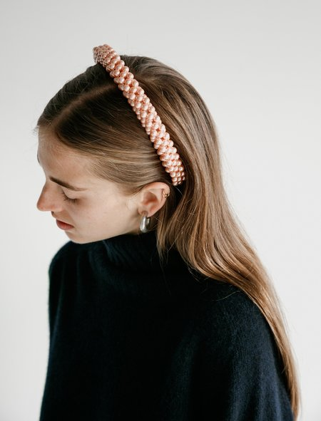 Shrimps Antonia Headband - Bleached Apricot