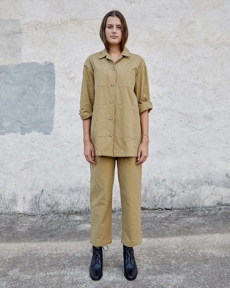 Esby Piper Pant - Camel
