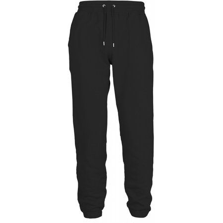 unisex Colorful Standard Organic sweatpants - deep black