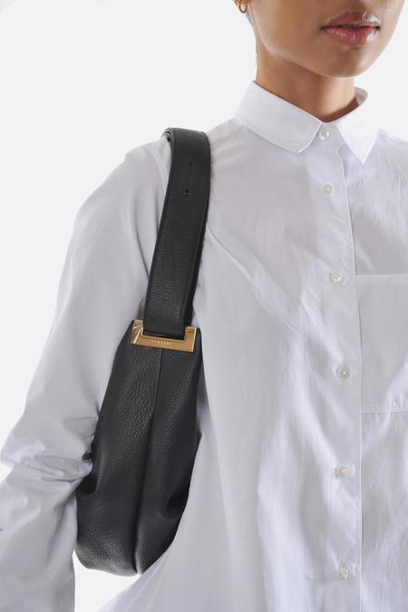 Tsatsas Small Sacar Bag - Black