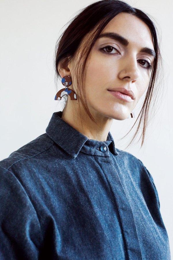 Elise Ballegeer Nina Earrings