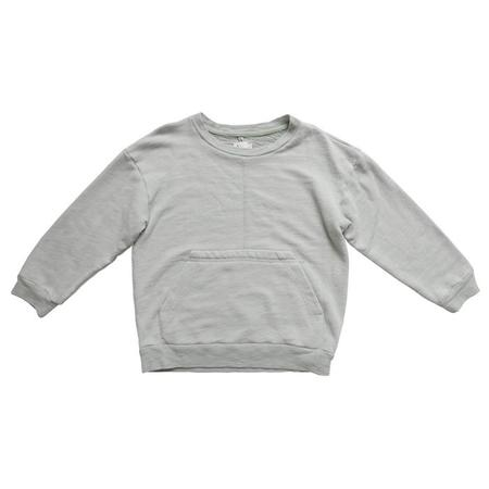 kids Nico Nico Tinley Sweatshirt - Ash Light Grey
