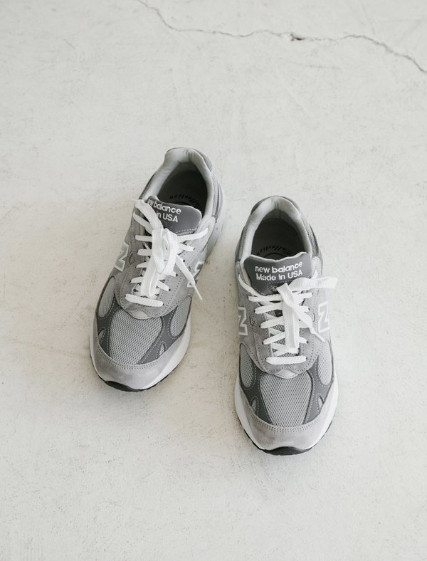 New Balance 993 Sneaker   Grey by Garmentory