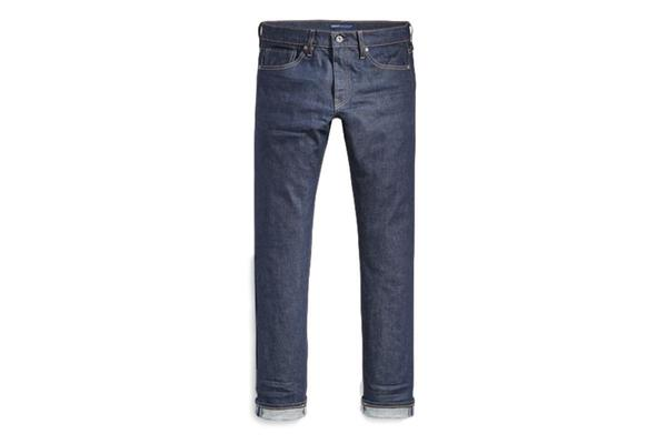 Levi's Made & Crafted 511 Selvedge Resin Rinse Stretch Jeans