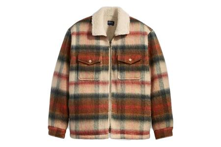 Levi's Made & Crafted Sherpa Ranch Coat
