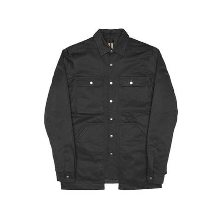RICK OWENS DRKSHDW Cargo Outershirt jacket - black