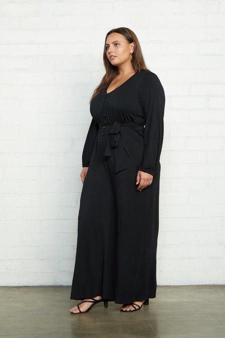 Rachel Pally Jesse Plus Size Jumpsuit - Black