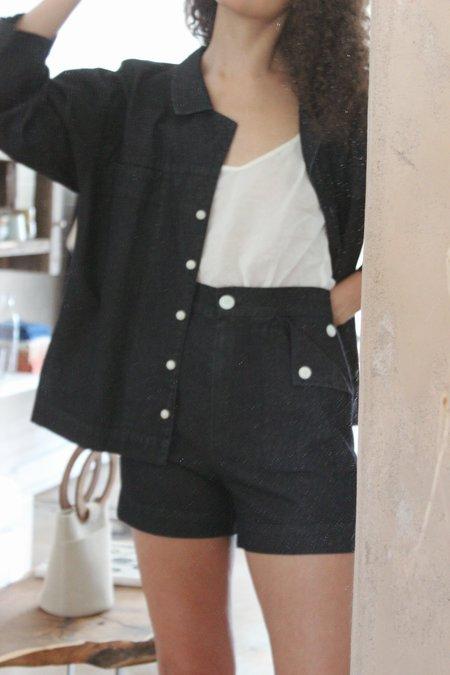 Ilana Kohn huxie shorts - denim