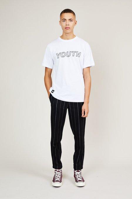 Native Youth Furrow Pant - Black