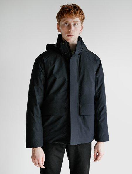 Norse Projects Ystad Down Goretex Jacket - Dark Navy